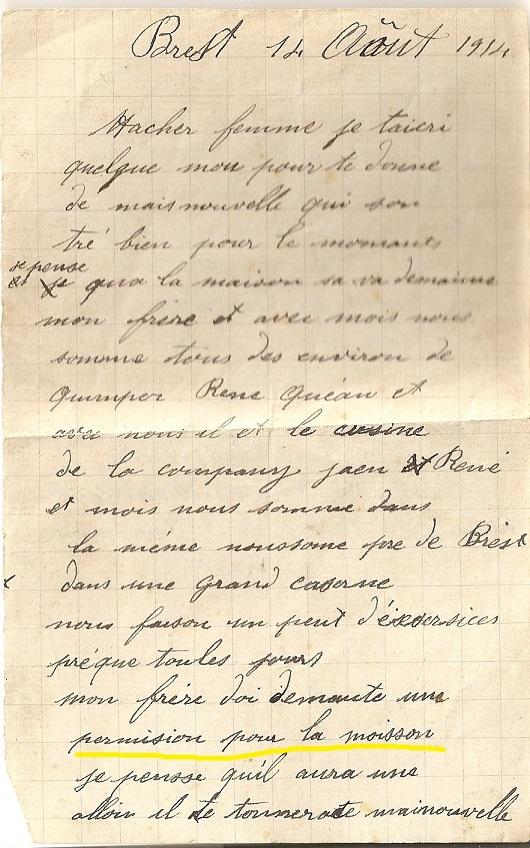 [ Histoires et histoire ] LE CENTENAIRE DE LA GRANDE GUERRE - Page 3 Fc110