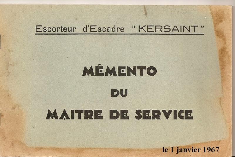 KERSAINT (EE) - Page 10 Mement10