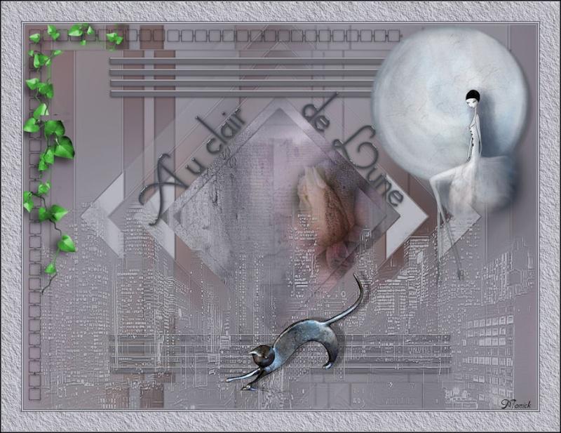Au Clair de Lune Claird10