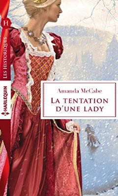 Tudor Queens, tome 1 : La tentation d'une lady de Amanda McCabe 51m5fo10
