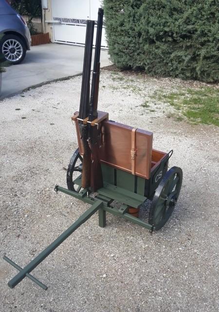 Gun Cart 20151110