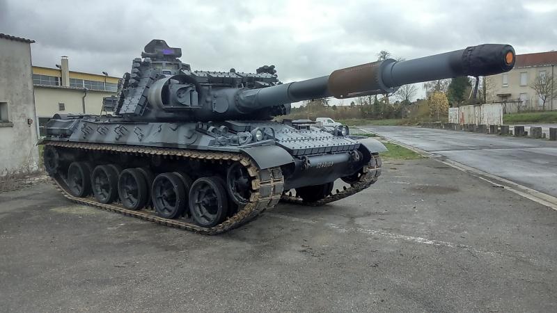 AMX 30 Brenus de la forad Dsc_0024