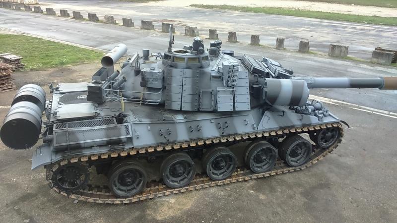 AMX 30 Brenus de la forad Dsc_0027