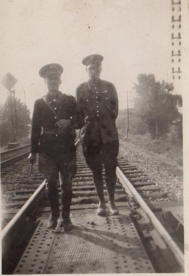 Police des chemins de fer - 1943 Cdf113
