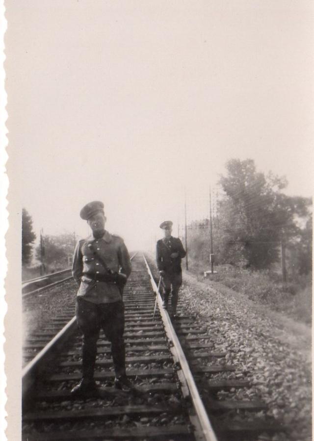 Police des chemins de fer - 1943 Cdf311
