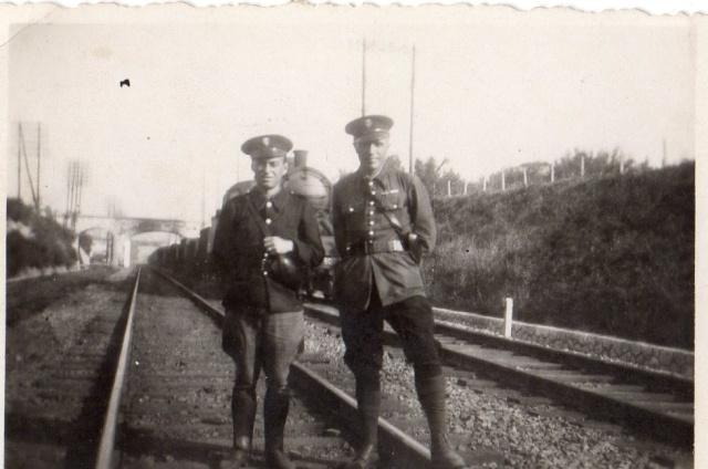 Police des chemins de fer - 1943 Cdf610