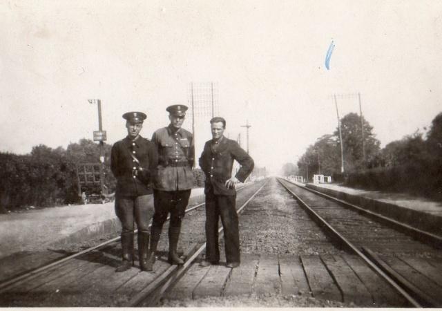 Police des chemins de fer - 1943 Cdf710