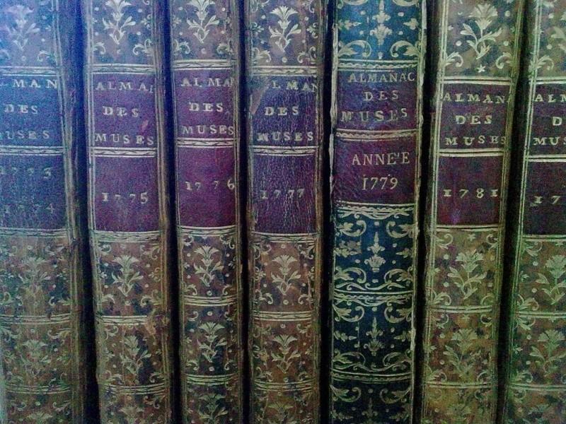 l'Almanach des Muses 11950310