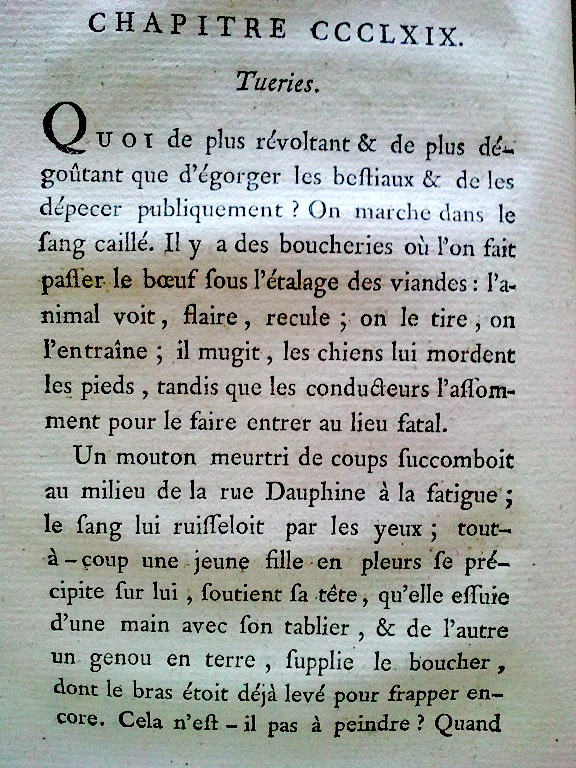 Le Tableau de Paris par Mercier (1782) Mercie10
