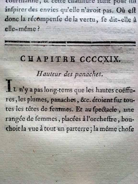 Le Tableau de Paris par Mercier (1782) Panach10