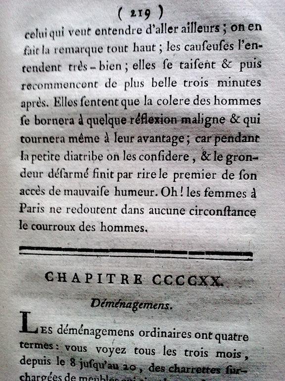 Le Tableau de Paris par Mercier (1782) Panach12