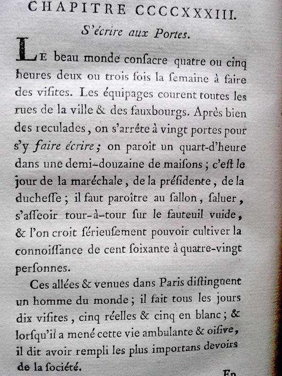Le Tableau de Paris par Mercier (1782) S_eicr10