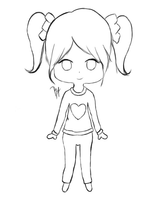 Mis dibujos en Sai ~ Rivalc10