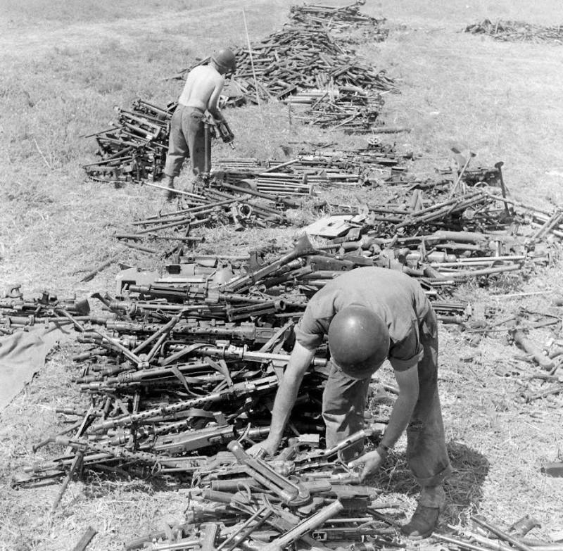 photo materiel allemand tunisie 1943 10308210