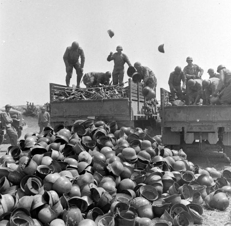 photo materiel allemand tunisie 1943 12417510