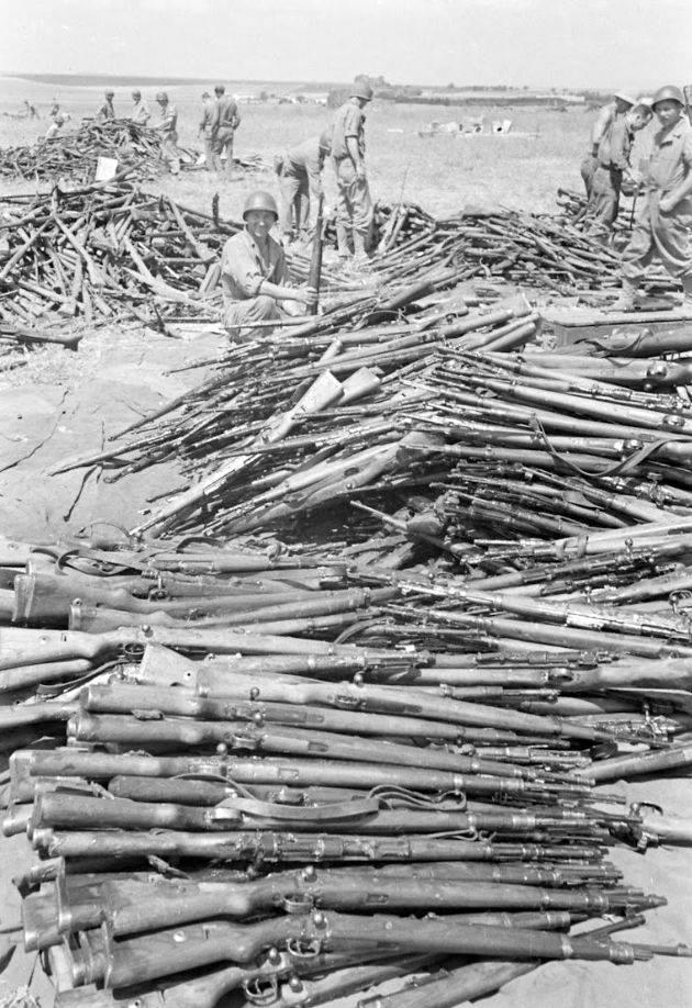 photo materiel allemand tunisie 1943 12417610
