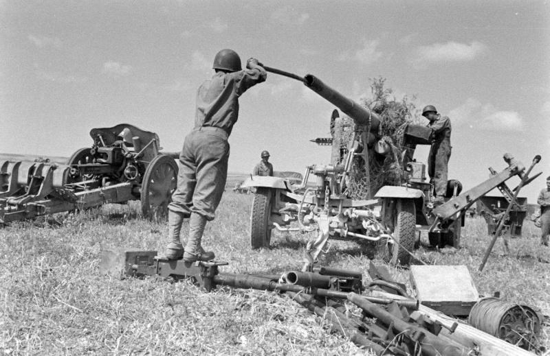photo materiel allemand tunisie 1943 12465810