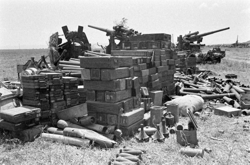 photo materiel allemand tunisie 1943 12469410