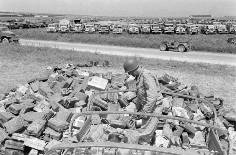 photo materiel allemand tunisie 1943 12485811