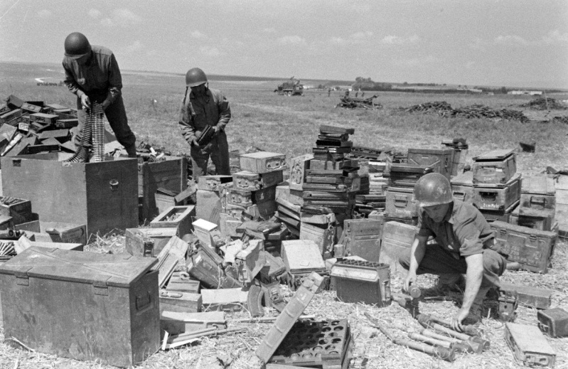 photo materiel allemand tunisie 1943 12487010