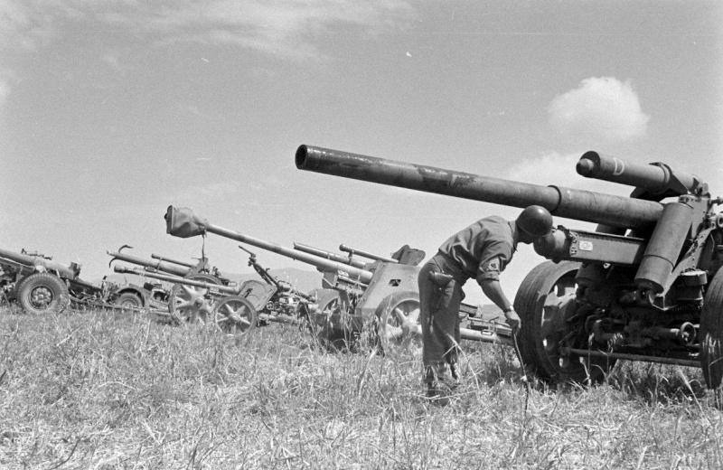 photo materiel allemand tunisie 1943 12489310