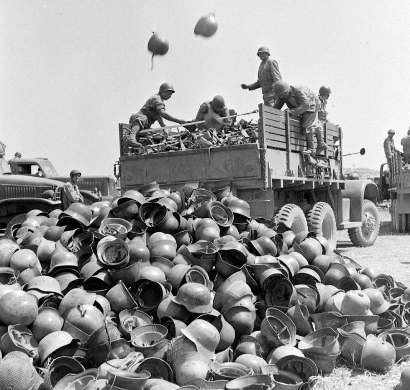 photo materiel allemand tunisie 1943 12509711