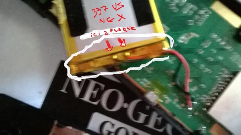 help battrie , neogeo x 337v usa soucci  Wp_20115