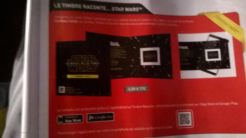 La poste star wars pour les fans  Wp_20130
