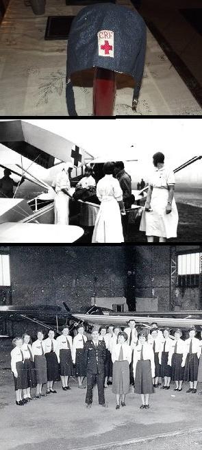 lot d'une Infirmière française de 1920 à 1946 10407411