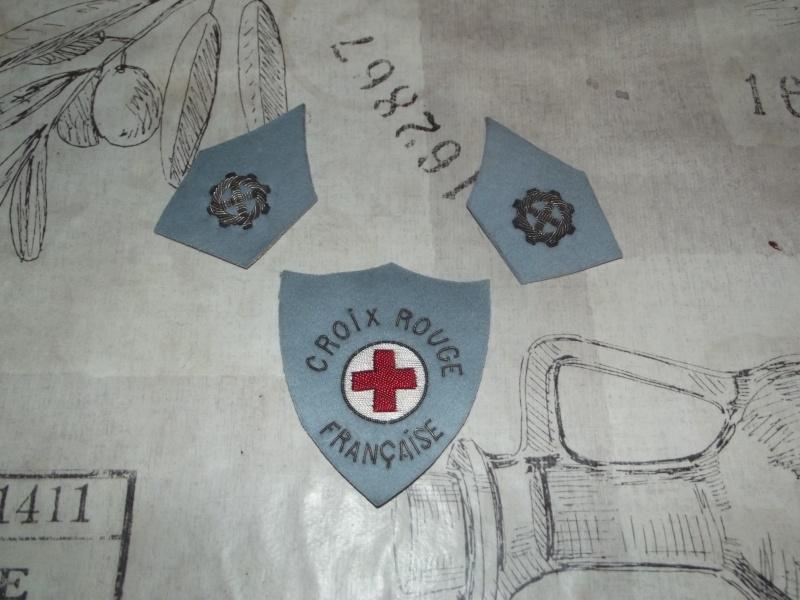 lot d'une Infirmière française de 1920 à 1946 Dscf1011