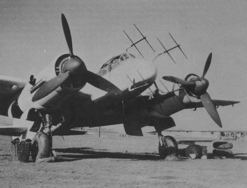 JU 88 G6 1/32 Ju88-110