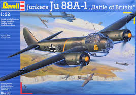 JU 88 G6 1/32 Tylych14