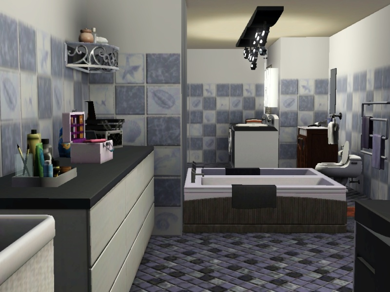 Plan de l'appartement Screen24