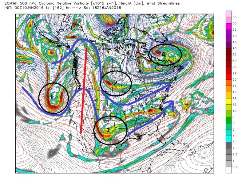 Jan 16th--The tease--Observations and Discussions Ecmwf_26