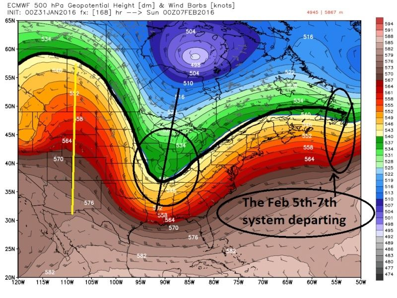 A Word On the Upcoming Storm Train   Ecmwf_65