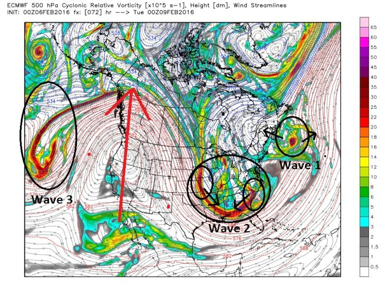 February 9th Possible Inverted Trough - Page 6 Ecmwf_85