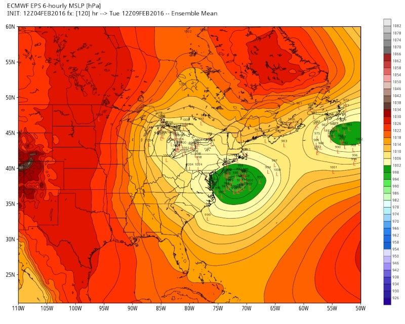 February 9th Possible Inverted Trough - Page 2 Eps_sl21