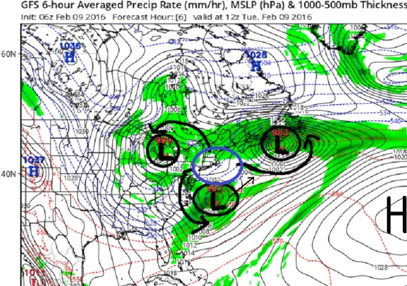 Feb 9th-10th IVT Update 2.0  Gfs_ms14
