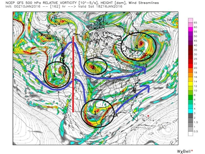 Jan 16th--The tease--Observations and Discussions Gfs_z512