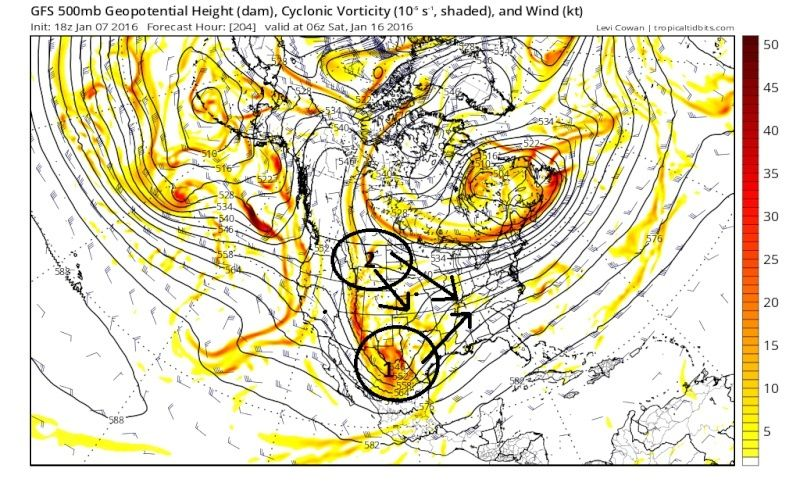 Jan 16th--The tease--Observations and Discussions Gfs_z513