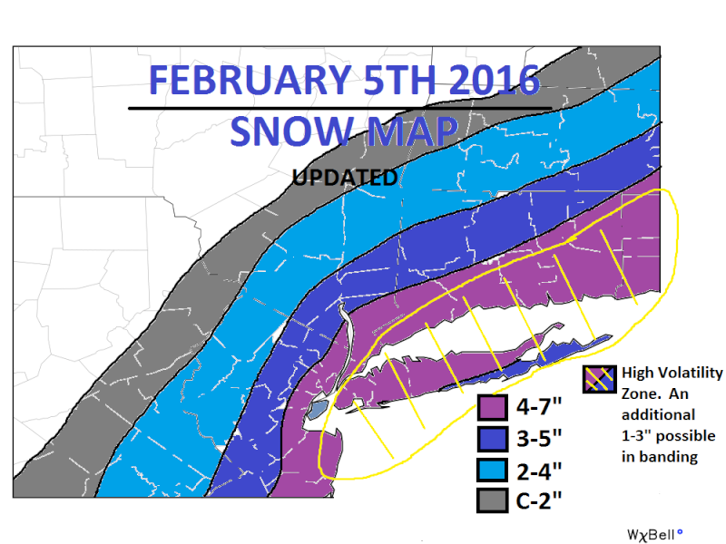 "02/05 ""Surprise"" Storm Obs. / Final Call Snow Map Snow_m13"