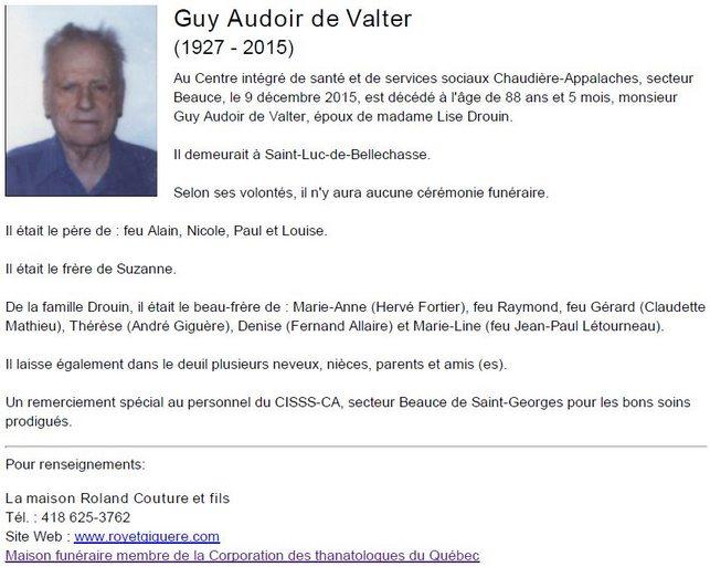Guy Audoir de Valter Guy-au10