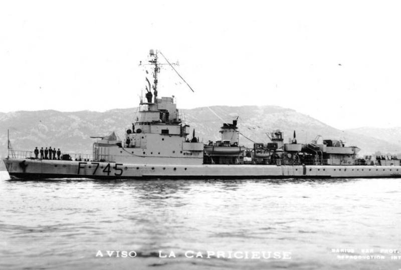 * LA CAPRICIEUSE (1940/1964) * 049_0012