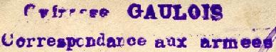 * GAULOIS (1899/1916) * 141010