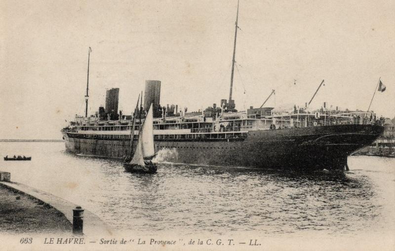 * PROVENCE II (1914/1916) * 145_0010