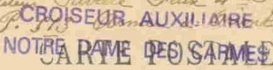 * NOTRE DAME DES CARMES (1915/1918) * 1812_c10