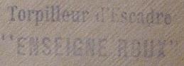 * ENSEIGNE ROUX (1916/1937) * 190111