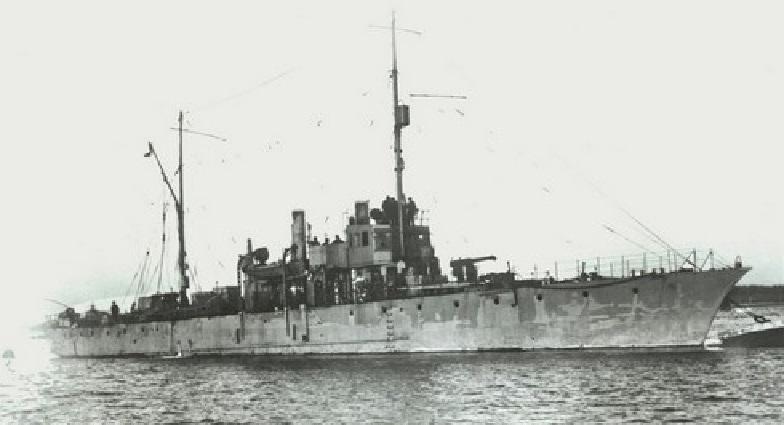 * MOQUEUSE (1916/1923) * 1916_m10