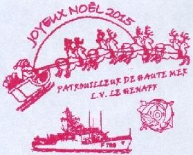 * LIEUTENANT DE VAISSEAU LE HÉNAFF (1980/....) * 2151212