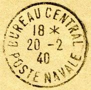 Bureau Central de la Poste Navale (B.C.P.N) 249_0010